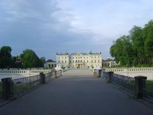 Bialystok - palác branických